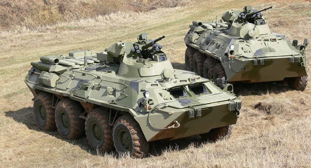 Бтр-90
