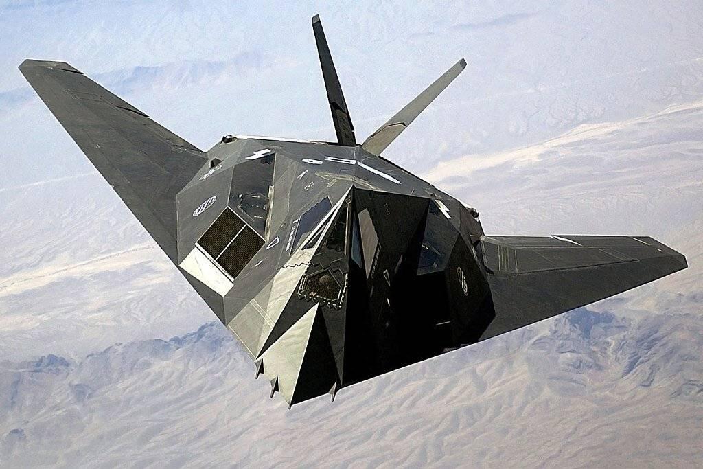 F-lockheed 117 nighthawk - lockheed f-117 nighthawk - qwe.wiki