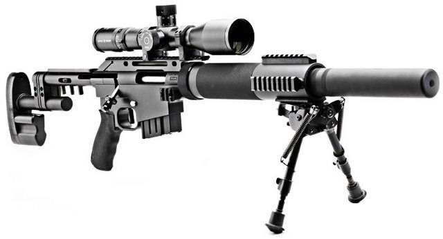 Снайперская винтовка mcmillan cs5