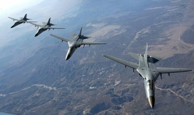 F-111 – гибрид перехватчика и бомбардировщика
