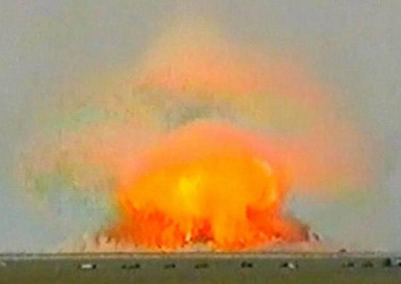 Вакуумная бомба: правда и вымысел. вакуумная бомба – что это