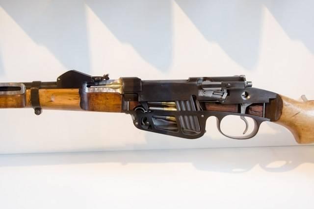 Mannlicher m1893 - mannlicher m1893