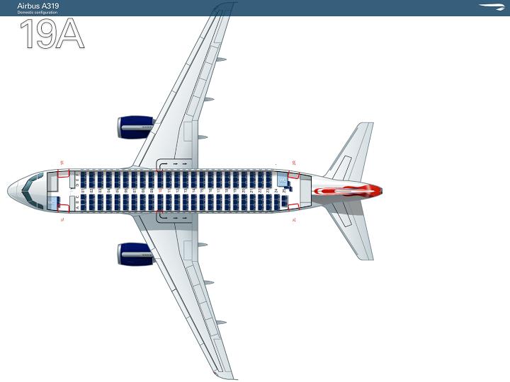 Airbus a319: характеристика, фото, схема посадочных мест | adestra.ru