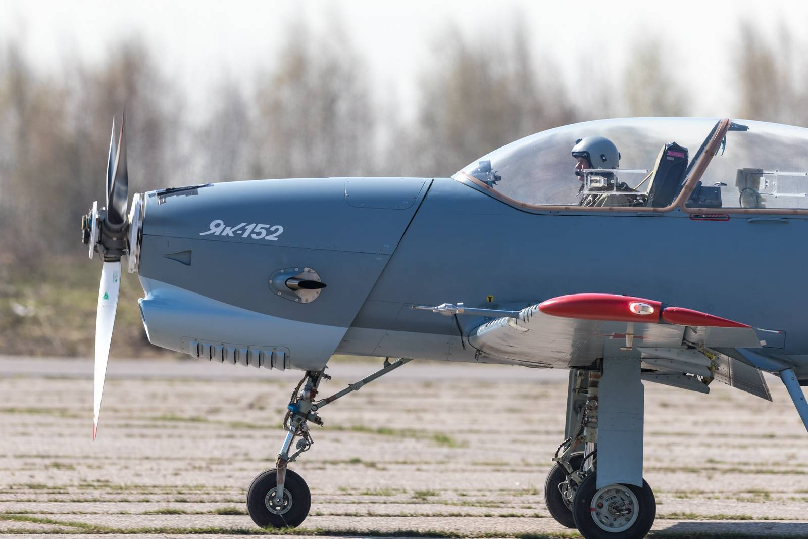 Як-152 – букварь пилотов