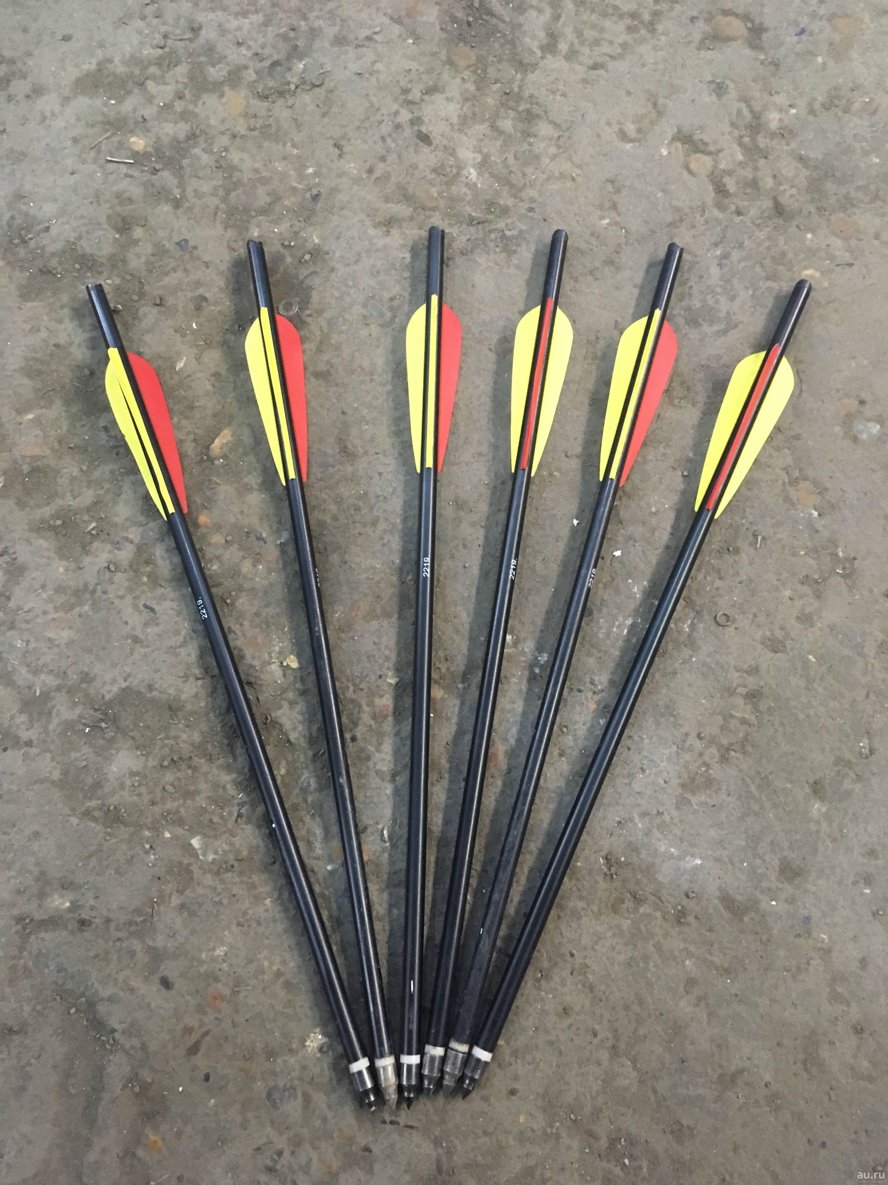 Карбоновые стрелы для арбалетов на 16 дюймов от интерлопер уже в продаже: как выбрать стрелы для арбалета