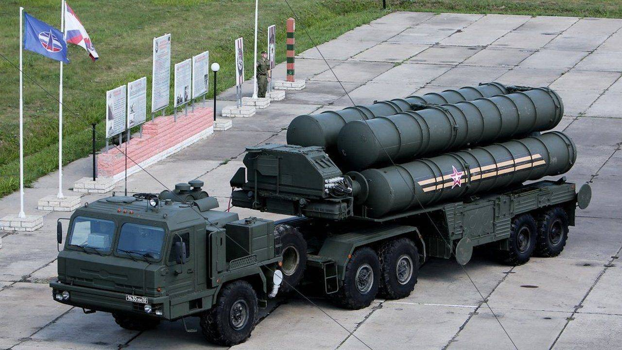 Зенитно ракетный комплекс с-400 триумф