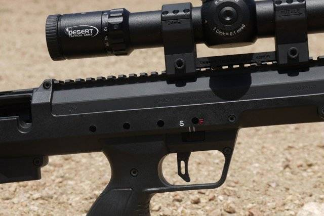 Gun review: desert tech stealth recon scout (dta srs) rifle - the truth about guns