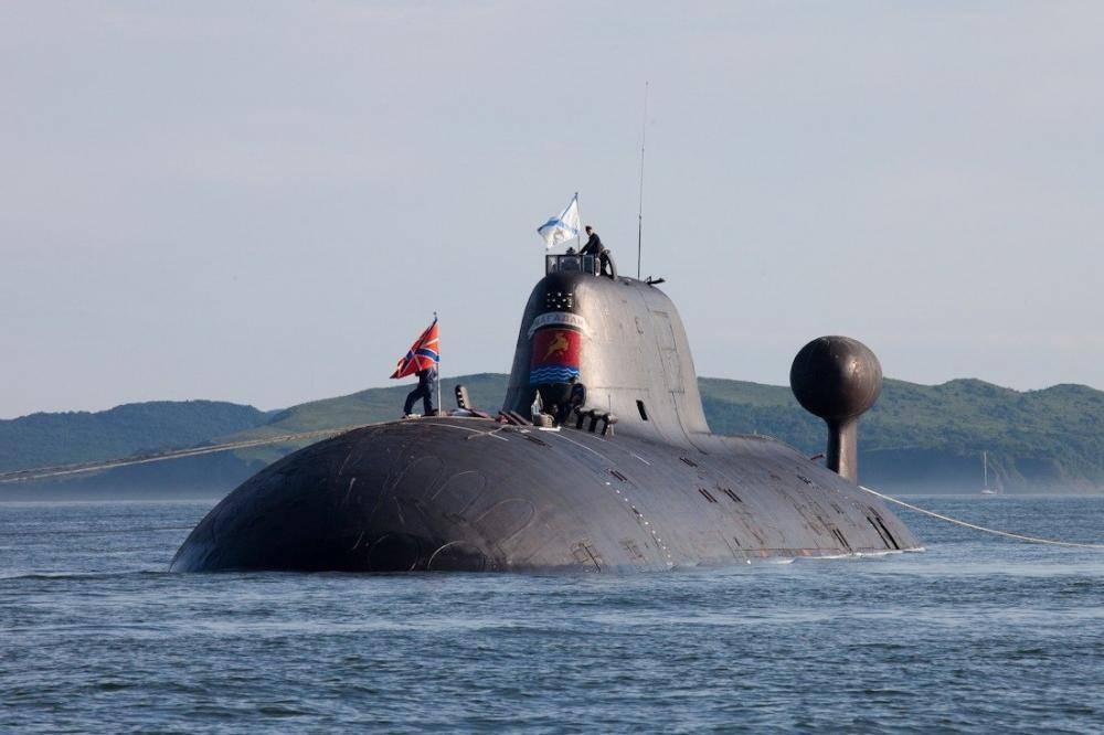 Подводные лодки проекта 971 «щука-б» википедия