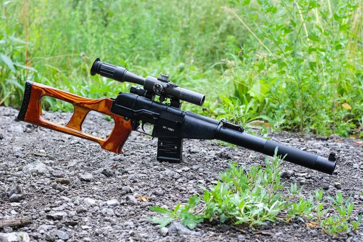 """Оружие кгб и гру: снайперская винтовка всс «винторез. """"винторез"""" всс: технические характеристики. винтовка всс """"винторез"""": устройство как расшифровывается всс винторез"""