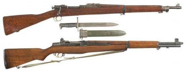 Springfield m1903 — викивоины — энциклопедия о военной истории