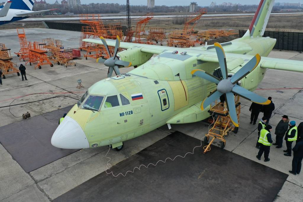 Ил-112 — википедия с видео // wiki 2