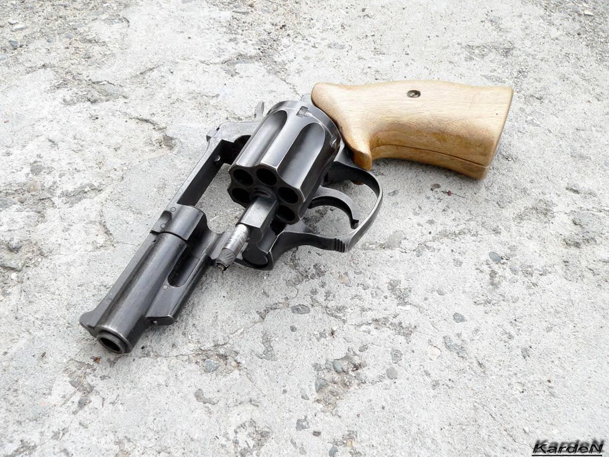 Револьвер рса — википедия с видео // wiki 2