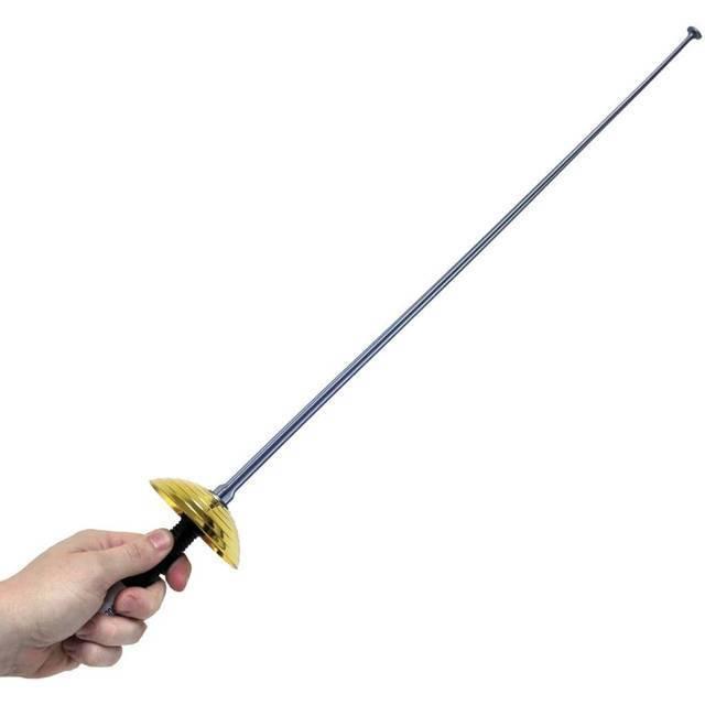 Рапира: смертельное оружие, предок кортика, потомок гладиуса и… шампур