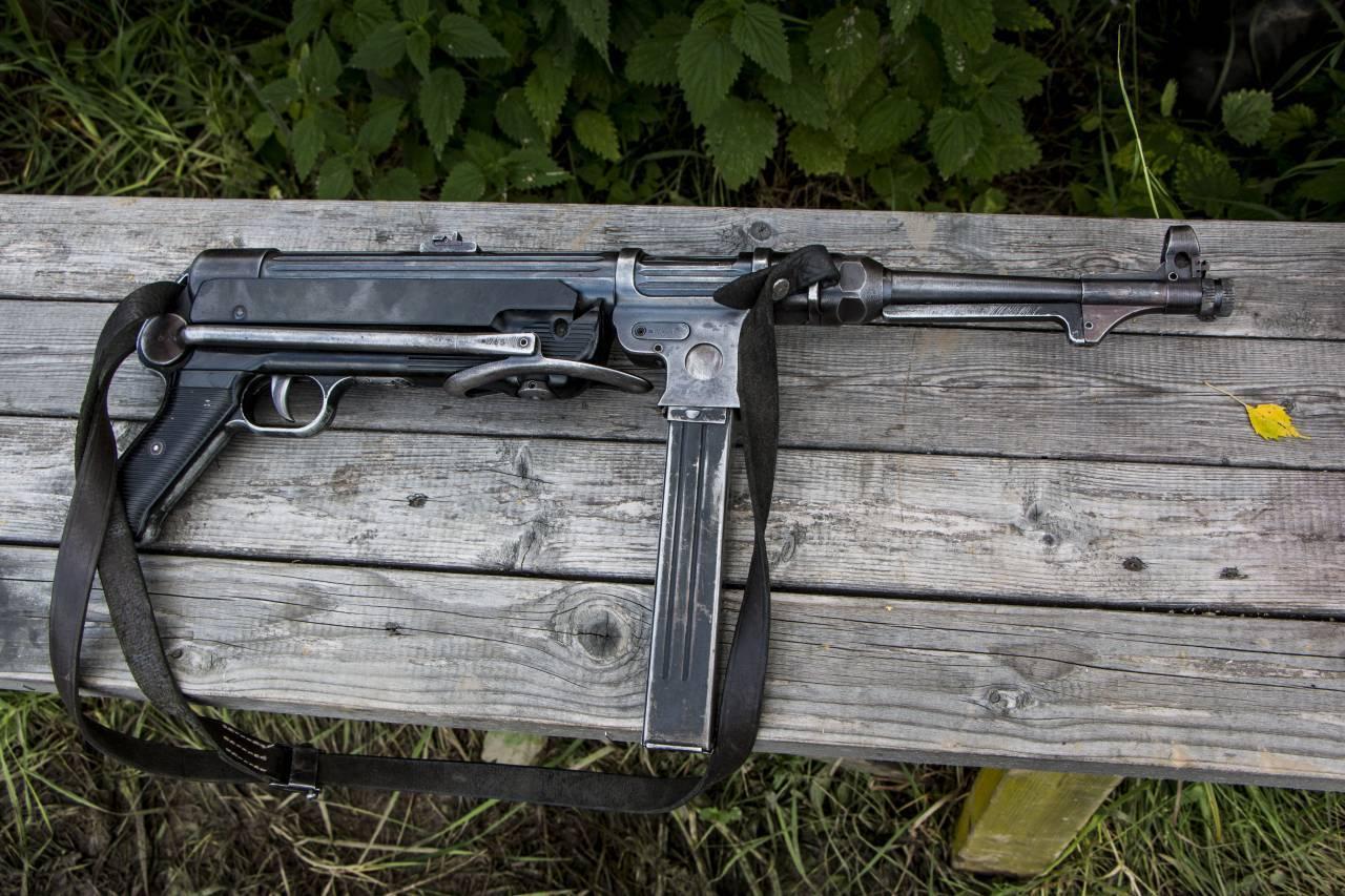 Великолепная «пятёрка»: пистолет-пулемёт h&k mp5