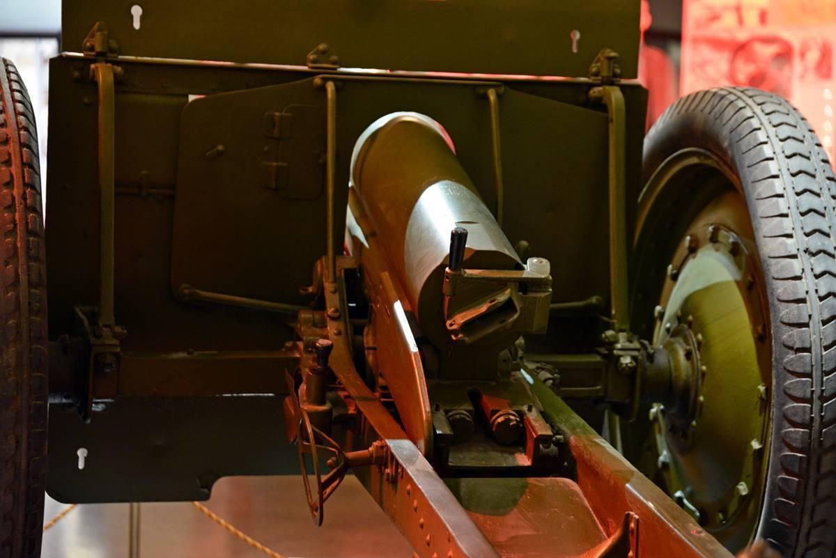 76-мм дивизионная пушка образца 1939 года (усв) — википедия с видео // wiki 2