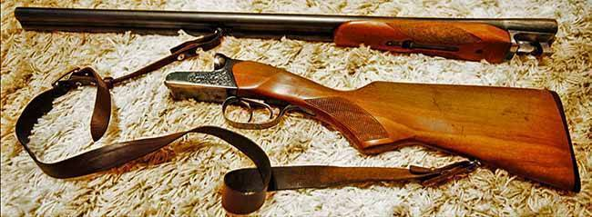 Охотничье ружье мр 43 (иж 43)