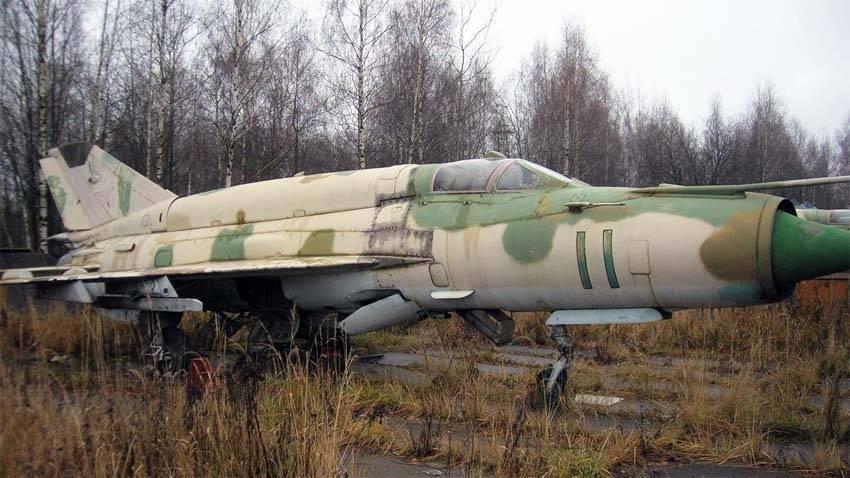 Истребитель миг-21: технические характеристики, история