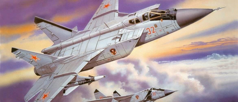 Миг-31бм– лучший перехватчик баллистических ракет, спутников и бпла