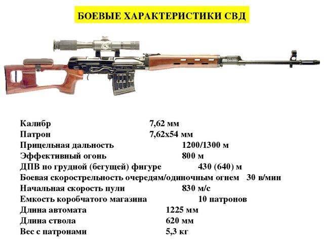 Снайперская винтовка драгунова: точно в цель | русская семерка
