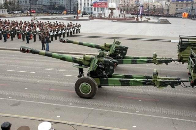 Гаубица-пушка МЛ-20 – на суше, в танках и море
