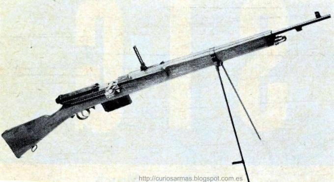 Мондрагон (винтовка) википедия