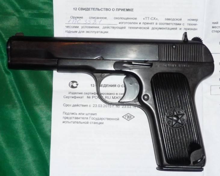 Пистолет пя-сх охолощенное оружие — характеристики, фото, ттх