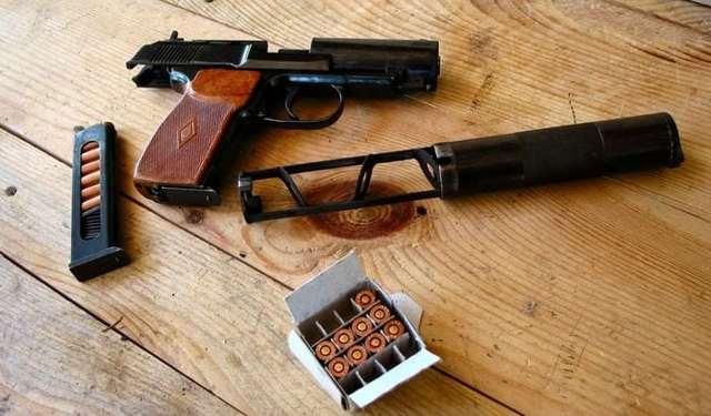 Холодящий кровь «русский шепот» – бесшумный пистолет «гроза» - экспресс газета