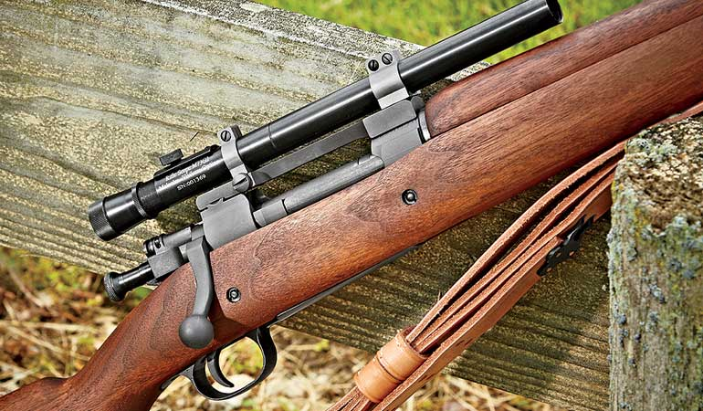 Remington m1903 springfield rifle