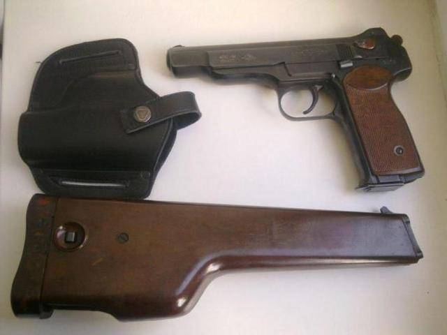 Травматический пистолет МР-353