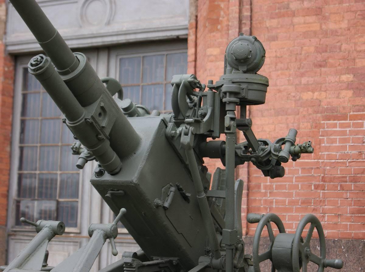С-60: зенитно-артиллерийский шедевр