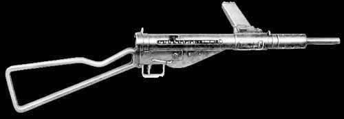Пистолет-пулемет STEN Mk.VI