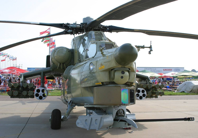 Вертолет ми-35м. фото. история. характеристики.