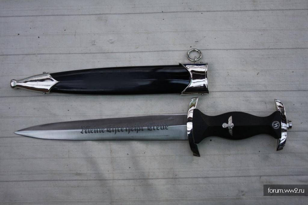 Кинжал сс - холодное оружия фашистской германии. кинжал сс - разновидности - ножи киев купить knife складные ножи охотничьи магазин ножей