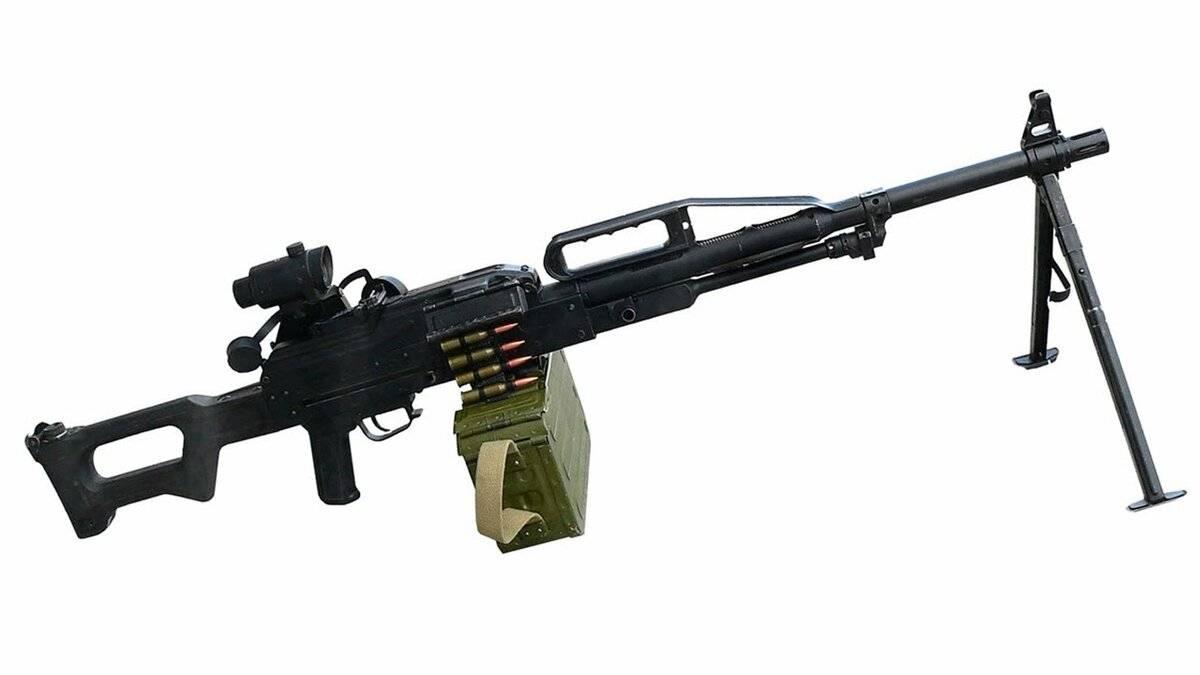Ручной пулемёт калашникова — википедия. что такое ручной пулемёт калашникова
