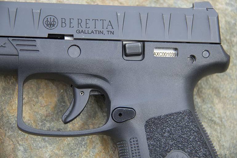 Пистолет beretta px4 storm sub compact
