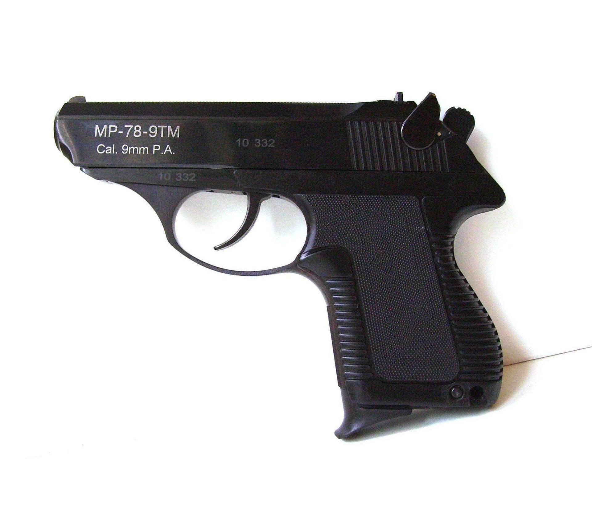 Компактный травматический пистолета мр-78-9тм