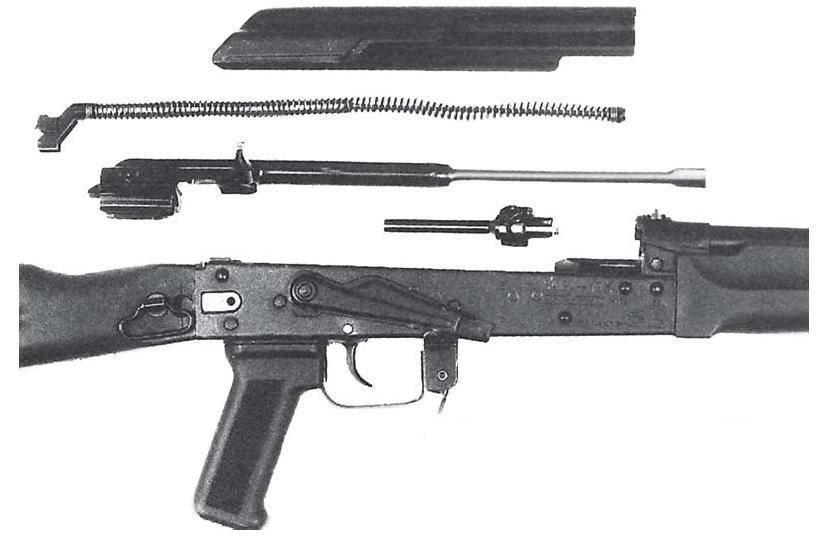 Охотничье ружье «сайга-12» и его модификации