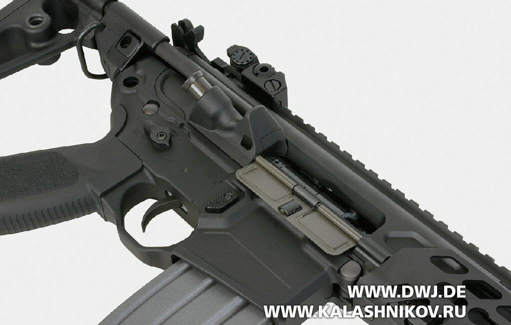 Штурмовая винтовка Sig Sauer MCX