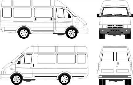 ГАЗ-22171 Соболь для коммерческих перевозок