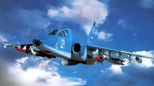 Су-39 – неуязвимый многофункциональный штурмовик
