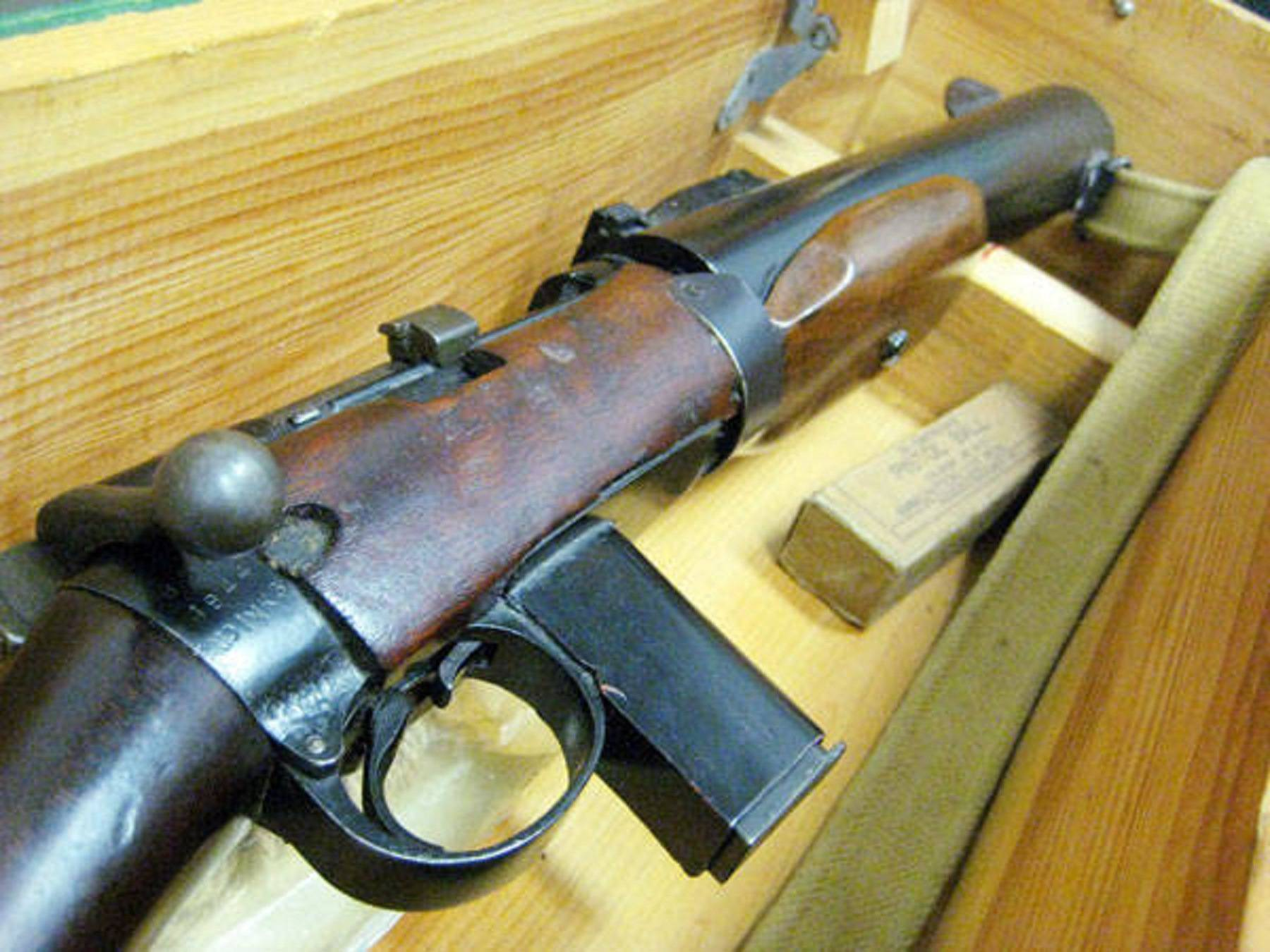 De lisle carbine