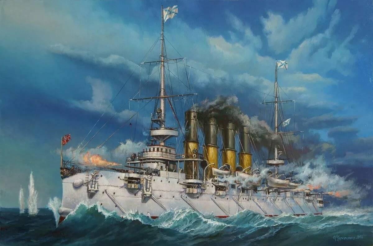 Подвиг крейсера «варяг»: что было на самом деле | русская семерка