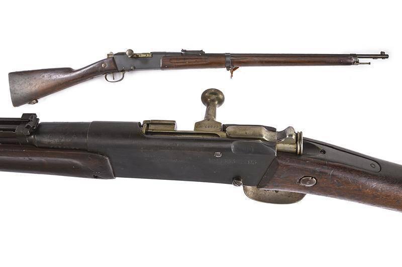 Винтовка лебеля (lebel m1886) | армии и солдаты. военная энциклопедия