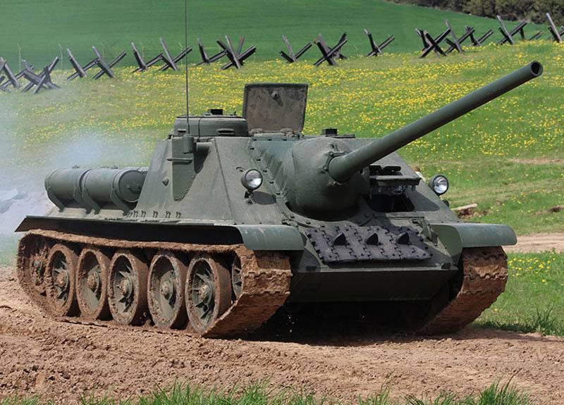 Юрий пашолок. су-203 — «зверобой» большого калибра