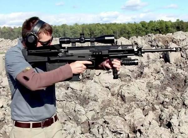 Crazy horse m21a5 винтовка — характеристики, фото, ттх