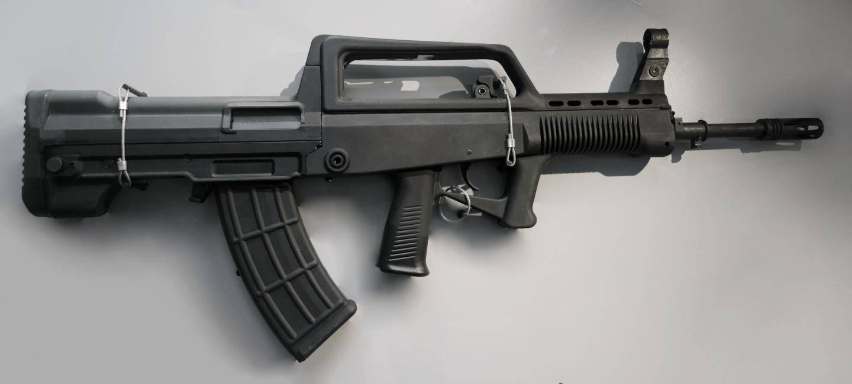 Автомат qbz-95
