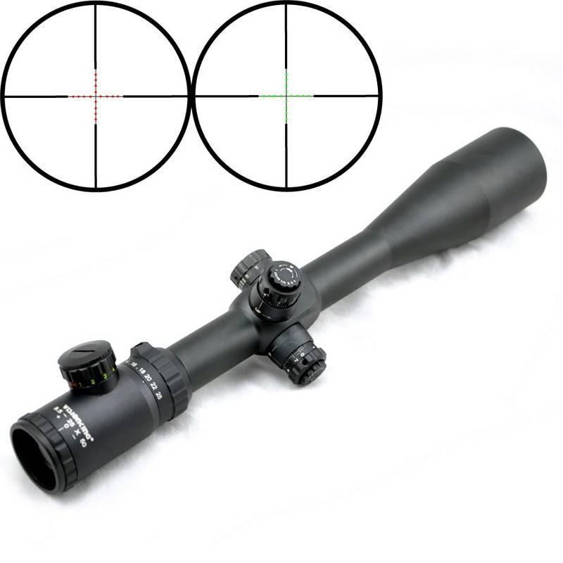 Виды и особенности охотничьих прицелов
