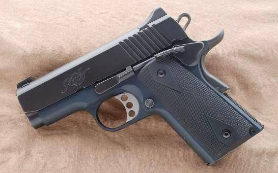 Kimber 1911 series - internet movie firearms database - guns in movies, tv and video games