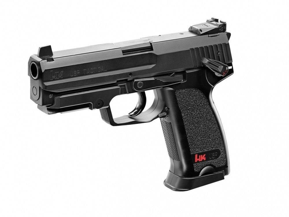 Пистолет usp – триумф новаторов из германии. heckler & koch: товары для охоты, история бренда heckler koch карабин