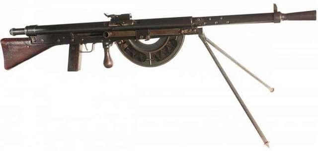 Ручной пулемёт — википедия с видео // wiki 2